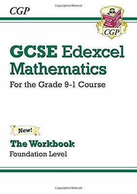 New GCSE Maths Edexcel Workbook: Foundation - for the Grade 9-1 Course-CGP Books