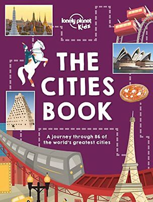 Lonely Planet Kids: Cities Book-Bridget Gleeson, Heather Carswell, Hugh McNaught