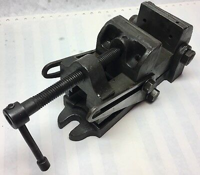 """USED TILTING PALMGREEN MILLING VISE 2-1/2"""" X 2-3/4"""" Opening Capacity (L5)"""