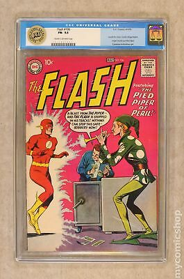 Flash (1959 1st Series DC) #106 CGC 5.5 0015897005