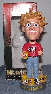 TA Cafe Express: Mr. Extreme Coffee Bobblehead