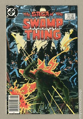 Swamp Thing (1982 2nd Series) #20 VF/NM 9.0
