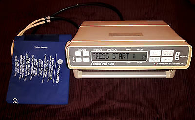 Blood Pressure Monitor Cas Medical Systems Oscillomate 930