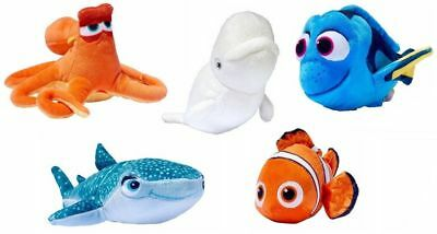 Licensed Posh Paws Disney Finding Dory Plush Soft Toys 4 to choose 33193