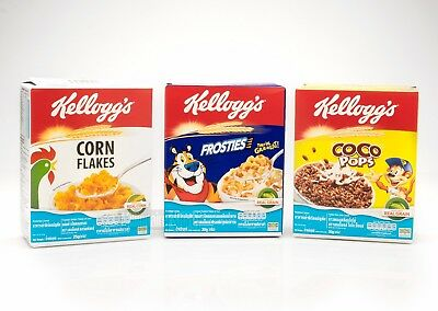 Kellogg's Breakfast Cereal Made With Real Grain And Real Corn