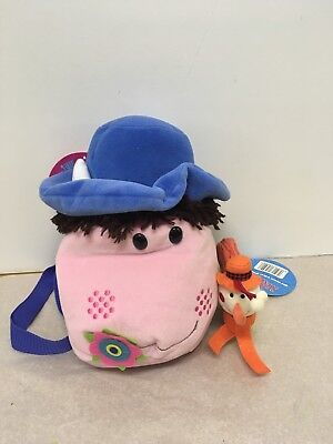 Magic Roundabout Ermintrude Bag With Brian The Snail Purse. Both With Tags