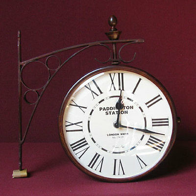 U60D Train Station Clock (Paddington Station) Small - replica - NEW