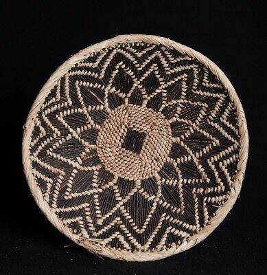 Batonga, Winnowing, Basket, 30 cm, Zimbabwe, Zambia, African Baskets.