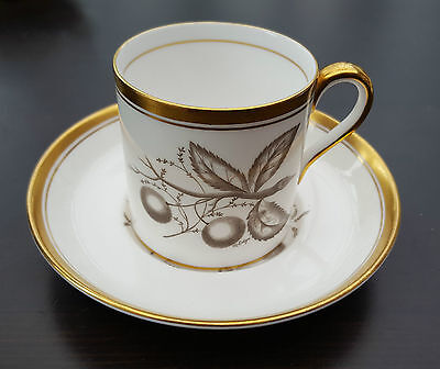 Spode Chatham Coffee Cup & Saucer - excellent condition