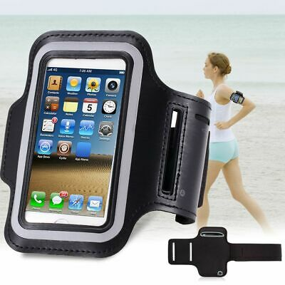 Sport Running Armband Case Arm Band Earphones Apple iPhone 4S 5S SE 6 7 8 Plus