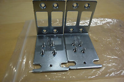 1x Cisco ACS-1841-RM-19 Rack Mount Brackets with screws