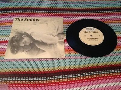 """The Smiths This Charming Man WEA YZ0001 RE 1992 7"""" VG/VG Morrissey"""
