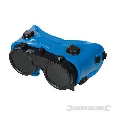 Welding Goggles For gas welding and plasma cutting welder weld fabricator 140810
