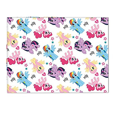 My Little Pony Plastic Party Table Cover New Gift