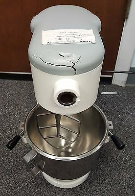 USED Globe SP5 Countertop Planetary Mixer w/ 5-qt Bowl, 10-Speeds, 115v