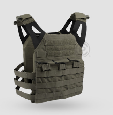 New Crye Precision Jumpable Plate Carrier JPC Large Ranger Green