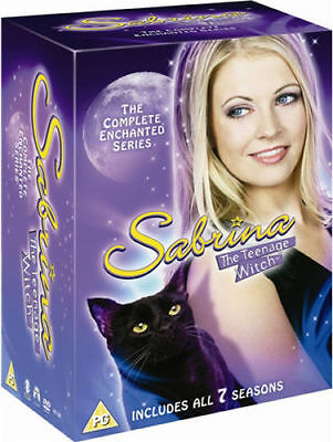 Sabrina The Teenage Witch:Complete Series (Seasons) 1 - 7 Box Set  NEW & SEALED