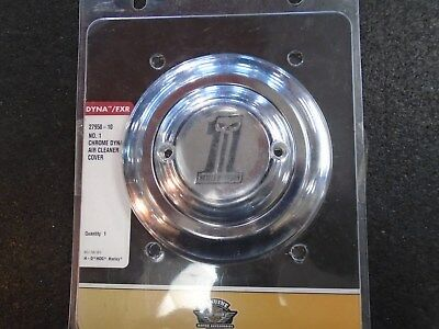 Harley Davidson Chrome NO.1 Air Cleaner Cover