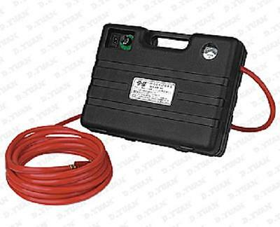 Pump box pack economy van system or backpack alternative. Includes charger