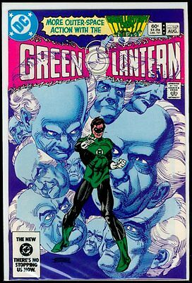 DC Comics GREEN LANTERN #167 VFN/NM 9.0