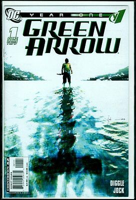 DC Comics GREEN ARROW Year One #1-6 of 6 Complete Set NM 9.4