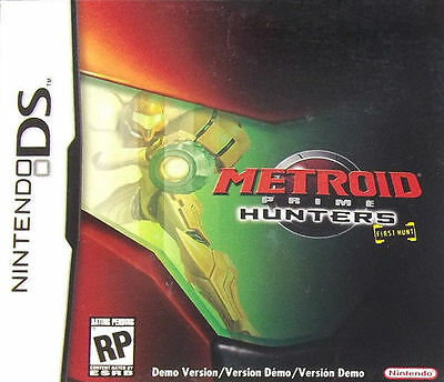 Metroid Prime: Hunters - First Hunt -- (Nintendo DS, 2004)