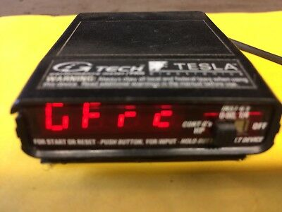 G Tech Tesla Performance Meter