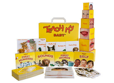 Teach My Baby Learning Kit, Deluxe Edition