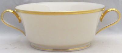 Lenox Eternal Footed Cream Soup Bowl