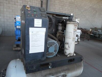 Ingersoll Rand 30 Hp Rotary Screw Air Compressor