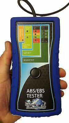 Lupson Electronics COMMERCIAL ABS/EBS Sensor Tester for Truck,Trailer, Bus Coach