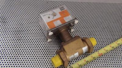 Kobold DWU - 5220 Paddle-Bellows Flowmeter and Switch - NEW Never Installed XLNT
