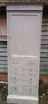 Antique Kitchen Larder Cupboard