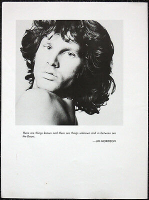 The Doors Poster Page . Jim Morrison . H8