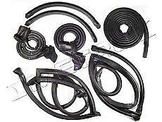 1982-1992 Camaro Firebird T-TOP WEATHERSTRIP Seal KIT 82 83 84 85 86 87 88 89 90