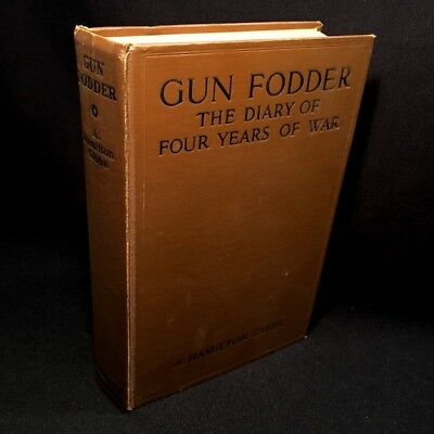 Gun Fodder (Boston, 1919) - World War I - 9th Lancers and 379th Battery RFA