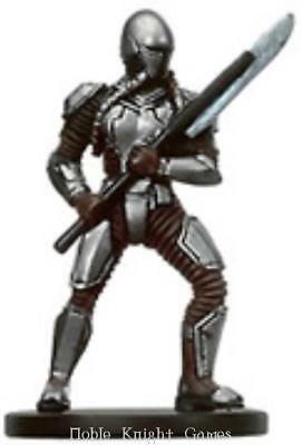 WOTC Star Wars Minis Bounty Hunter Mandalorian Warrior NM