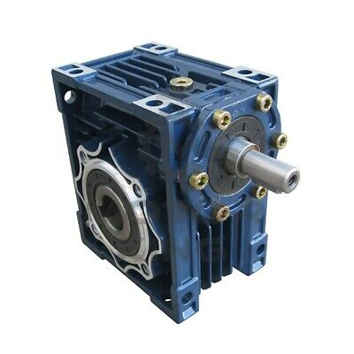 Worm Gearbox Type 75 Any Reduction with 24mm Input Shaft Replaces NMRV