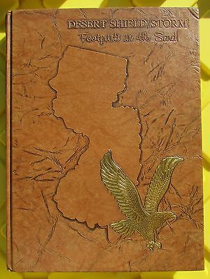 1993 New Jersey Army/Air Force Annual- Desert Shield/Storm- NJ National Guard