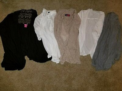 5 Women's Cover Ups - Size Medium - Maurices - LOOK!!!