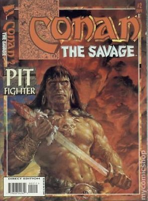 Conan the Savage (1995) #2 FN 6.0