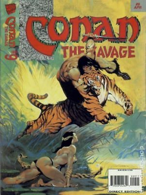 Conan the Savage (1995) #9 FN 6.0