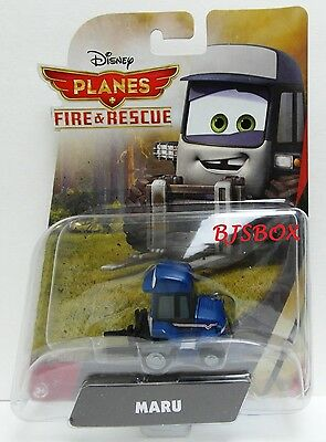 Disney Planes Fire & Rescue MARU Forklift Fork Lift Truck Rare New Toy