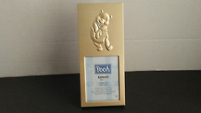 "Intercraft Disney Winnie The Pooh ""pooh Smiling"" Picture Photo Frame~2.25"" X 3"""