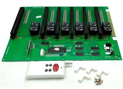 Arcade Jamma 6 game switcher