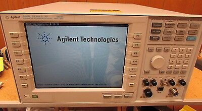 Agilent 8960 Series 10 E5515C Wireless Communication Test Set