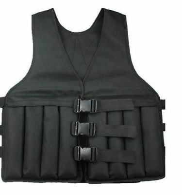 Deluxe Weighted Weight 5 kg Vest Comfortable Gym Training