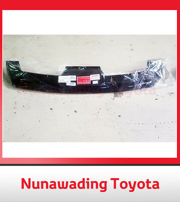 New Genuine Toyota Landcruiser 100 Series Rear Dust Guard Tinted 1/1998 - 9/2007