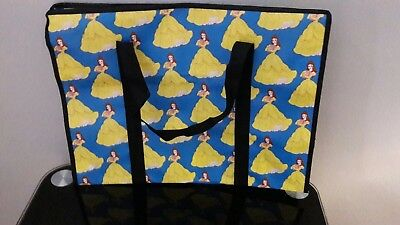 Beauty And The Beast Bell Shopping Bag