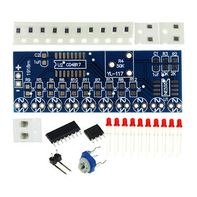 Knight Rider LED DIY Kit with SMD Componennts